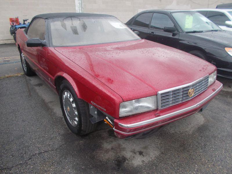 1993 Cadillac Allante   in Salt Lake City, UT