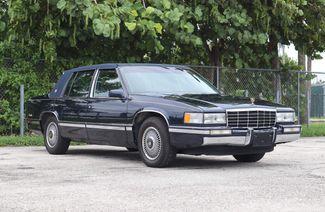 1993 Cadillac Deville Hollywood, Florida 1