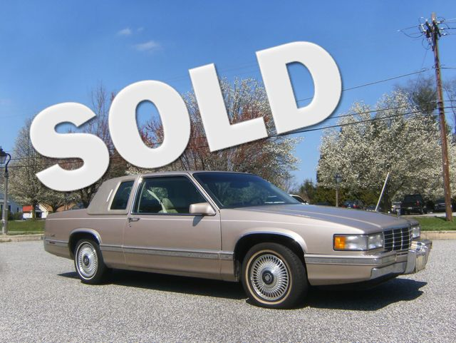 1993 Cadillac Deville West Chester, PA