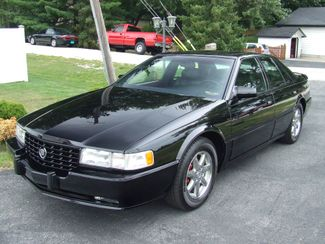 1993 Cadillac Seville Touring STS   Mokena, Illinois   Classic Cars America LLC in Mokena Illinois