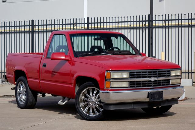 1993 Chevrolet C/K 1500 Regular Cab