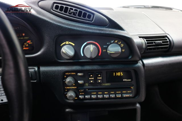 1993 Chevrolet Camaro Z28 Merrillville, Indiana 19