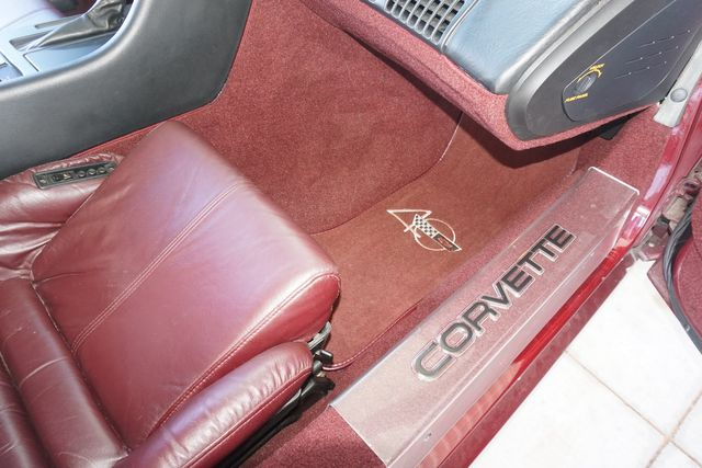 1993 Chevrolet Corvette 40th Anniversary Blanchard, Oklahoma 35