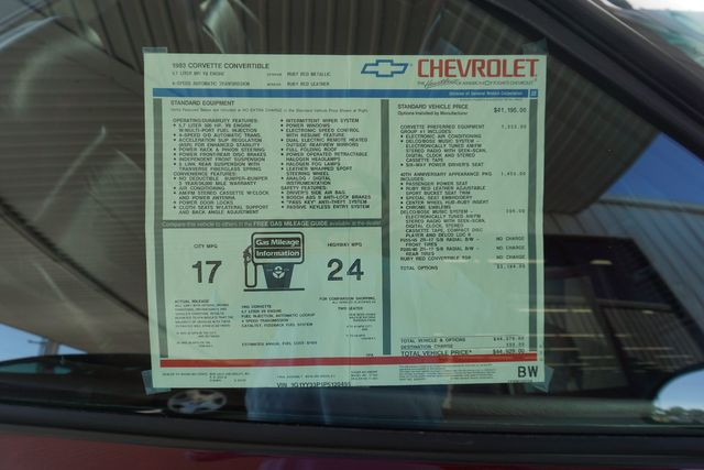 1993 Chevrolet Corvette 40th Anniversary Blanchard, Oklahoma 8