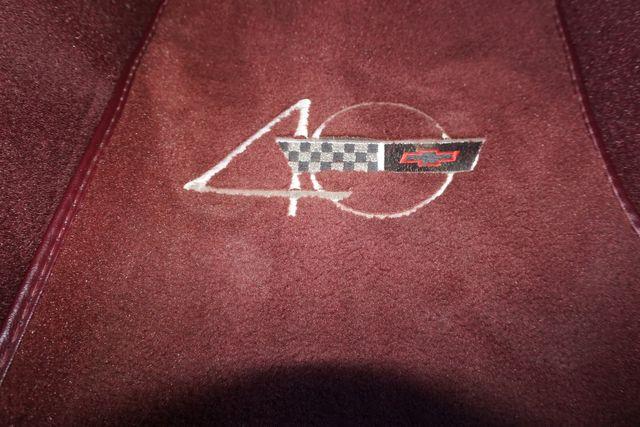 1993 Chevrolet Corvette 40th Anniversary Blanchard, Oklahoma 34