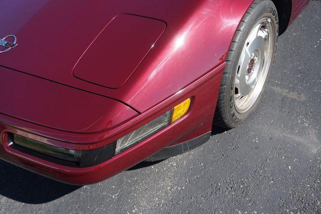 1993 Chevrolet Corvette 40th Anniversary Blanchard, Oklahoma 13