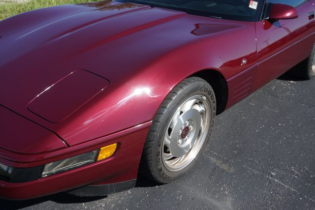 1993 Chevrolet Corvette 40th Anniversary Blanchard, Oklahoma 14
