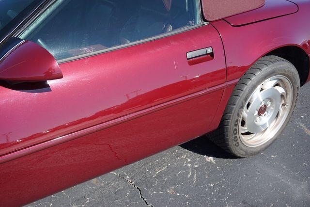 1993 Chevrolet Corvette 40th Anniversary Blanchard, Oklahoma 16