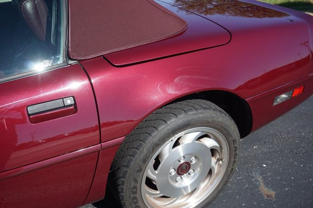 1993 Chevrolet Corvette 40th Anniversary Blanchard, Oklahoma 17