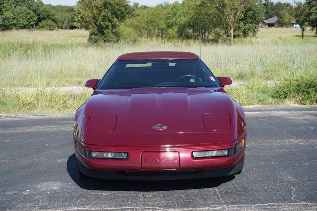 1993 Chevrolet Corvette 40th Anniversary Blanchard, Oklahoma 2