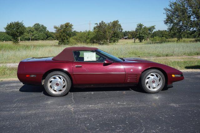 1993 Chevrolet Corvette 40th Anniversary Blanchard, Oklahoma 56