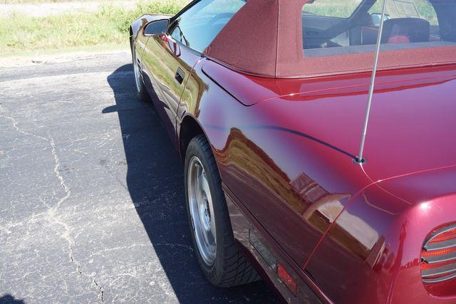 1993 Chevrolet Corvette 40th Anniversary Blanchard, Oklahoma 12
