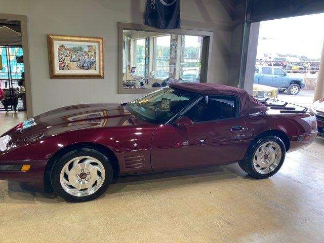 1993 Chevrolet Corvette 40th Anniversary Edition in Boerne, Texas 78006