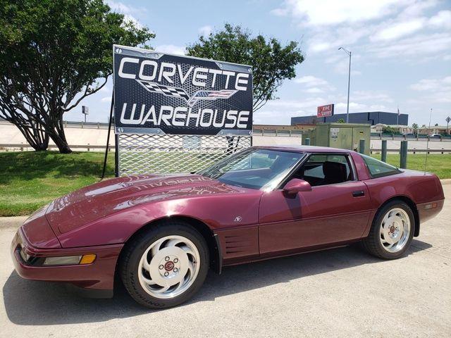 1993 Chevrolet Corvette Coupe 40th Anniversary Showpiece, Auto, Only 13k