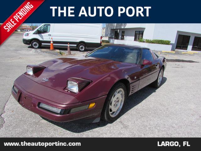1993 Chevrolet Corvette in Largo, Florida 33773