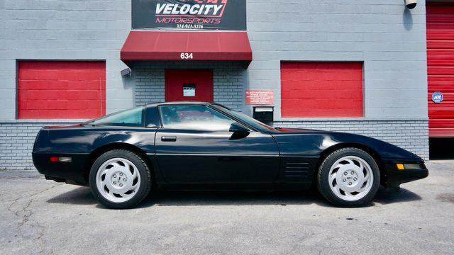 1993 Chevrolet Corvette 6 SPD MANUAL-40th ANNIVERSARY in Valley Park, Missouri 63088