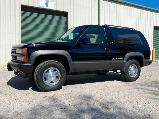 1993 Chevrolet Blazer Sport