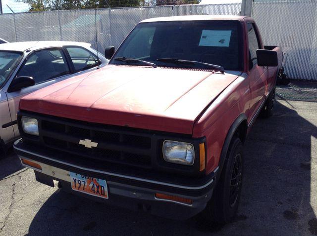 1993 Chevrolet S-10 EL X81 Salt Lake City, UT