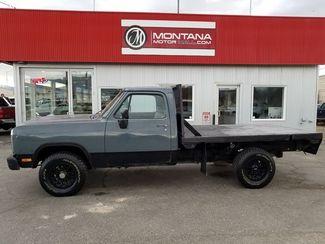 1993 Dodge D150  W150 Reg Cab 8-ft Bed 4WD  city Montana  Montana Motor Mall  in , Montana