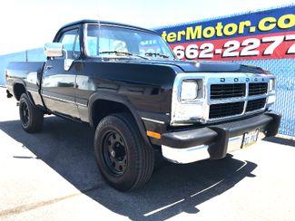 1993 Dodge D150 & W150 POWER WAGON Nephi, Utah 1