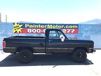 1993 Dodge D150 & W150 POWER WAGON Nephi, Utah 2