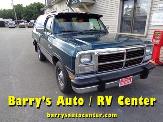 1993 Dodge Ram Charger AD150 LE in Brockport NY, 14420
