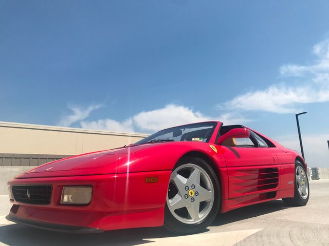1993 Ferrari 348 Speciale TS 55 of 100 in Leesburg Virginia, 20175