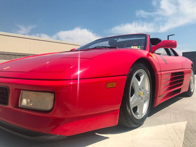1993 Ferrari 348 Speciale TS #55 of #100 Leesburg, Virginia 13