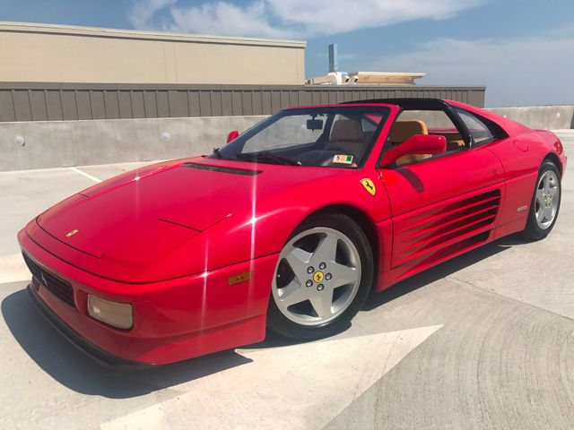 1993 Ferrari 348 Speciale TS #55 of #100 Leesburg, Virginia 2