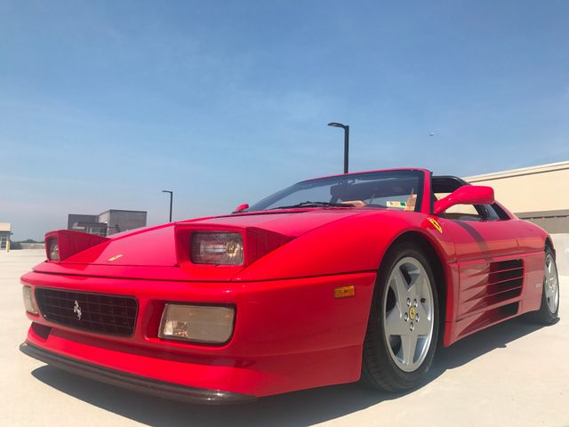 1993 Ferrari 348 Speciale TS #55 of #100 Leesburg, Virginia 19