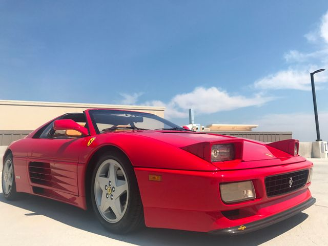 1993 Ferrari 348 Speciale TS #55 of #100 Leesburg, Virginia 20