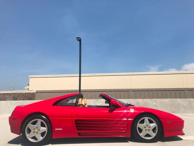 1993 Ferrari 348 Speciale TS #55 of #100 Leesburg, Virginia 21