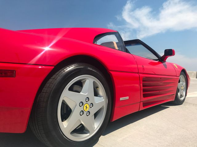 1993 Ferrari 348 Speciale TS #55 of #100 Leesburg, Virginia 23