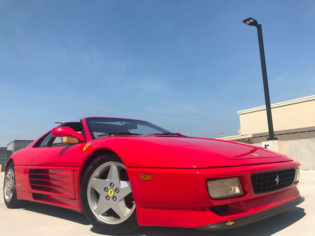 1993 Ferrari 348 Speciale TS #55 of #100 Leesburg, Virginia 25