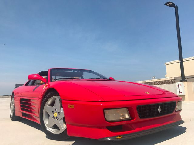 1993 Ferrari 348 Speciale TS #55 of #100 Leesburg, Virginia 26