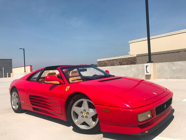 1993 Ferrari 348 Speciale TS #55 of #100 Leesburg, Virginia 28