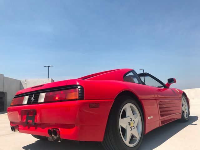 1993 Ferrari 348 Speciale TS #55 of #100 Leesburg, Virginia 31