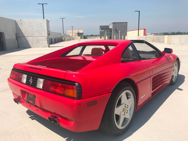1993 Ferrari 348 Speciale TS #55 of #100 Leesburg, Virginia 32