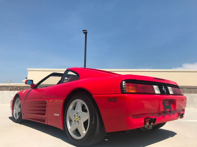 1993 Ferrari 348 Speciale TS #55 of #100 Leesburg, Virginia 33