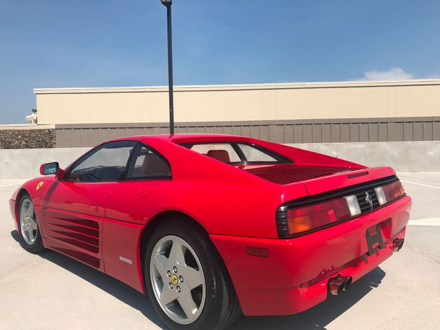 1993 Ferrari 348 Speciale TS #55 of #100 Leesburg, Virginia 39