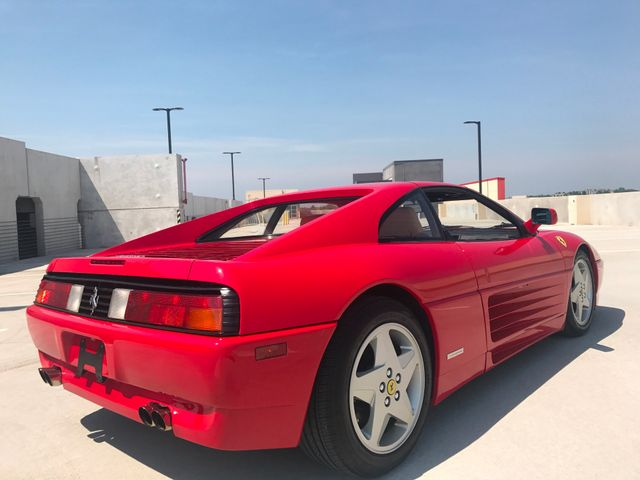 1993 Ferrari 348 Speciale TS #55 of #100 Leesburg, Virginia 40