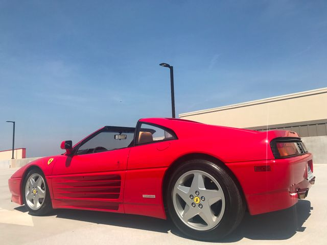 1993 Ferrari 348 Speciale TS #55 of #100 Leesburg, Virginia 5