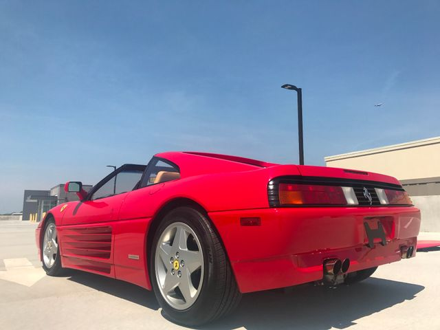 1993 Ferrari 348 Speciale TS #55 of #100 Leesburg, Virginia 6
