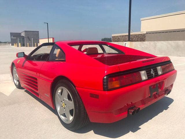 1993 Ferrari 348 Speciale TS #55 of #100 Leesburg, Virginia 7
