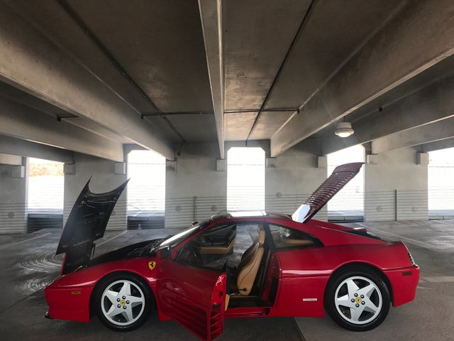 1993 Ferrari 348 Speciale TS #55 of #100 Leesburg, Virginia 43