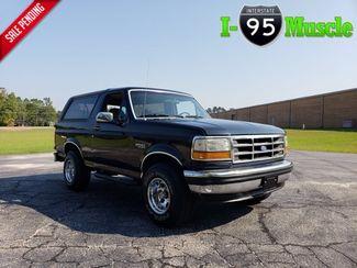 1993 Ford Bronco Eddie Bauer 4x4 V8 in Hope Mills NC, 28348
