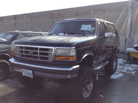 1993 Ford Bronco XLT in Salt Lake City, UT