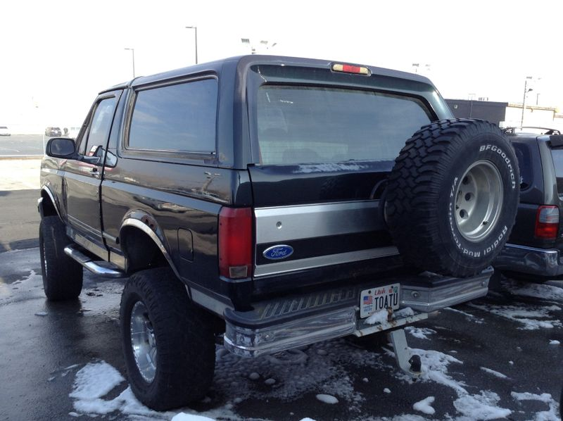 1993 Ford Bronco XLT  in Salt Lake City, UT