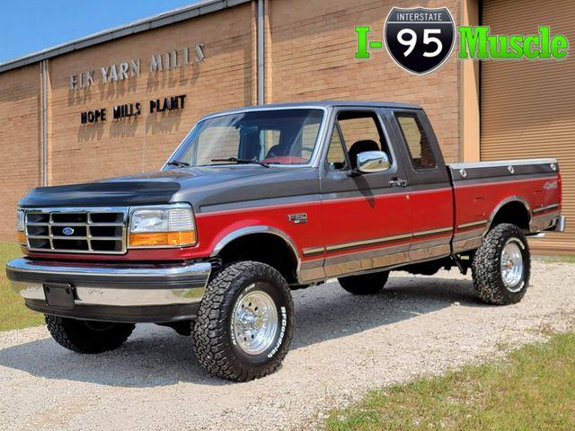 1993 Ford F-150 XLT