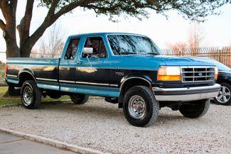 1993 Ford F-250 XLT Supercab 4x4 7.3l Powerstroke Diesel 5 Spd Manual Sealy, Texas 1